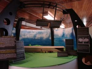 Noah's ark exhibit