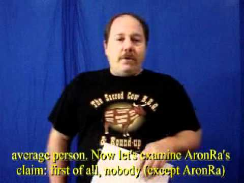 "Ian responds to ""8th Foundational Falsehood of Creationism"" by AronRa"