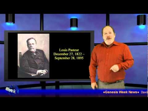 Layers of time – this is Genesis Week
